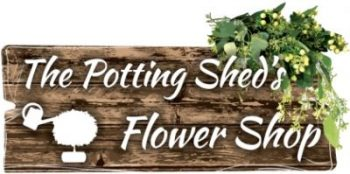 The Potting Shed Logo